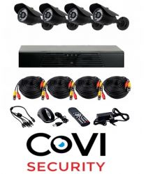 Комплект CoVi Security HVK-3001 AHD KIT
