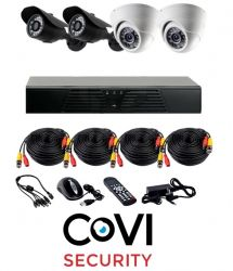 Комплект CoVi Security HVK-3002 AHD KIT